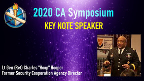 Former Security Cooperation Agency Director Hooper Is Symposium Keynote