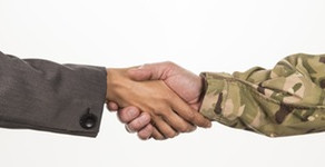 Dealing Effectively with Uncertainty: Civ-Mil Relations in Shared Spaces