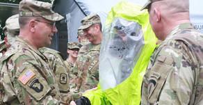 USAEUR CG, other senior leaders visit the 361st Civil Affairs Brigade