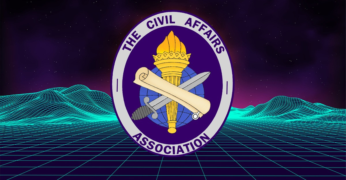 Army RC Units | Civil Affairs Association