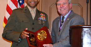 2017 John H. Hilldring Awarded to Colonel Sean Day, USMC