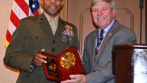 2017 John H. Hilldring Awarded to Colonel Sean Day, USMC
