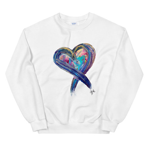 Limited Edition Artist Collab Unisex Sweatshirt