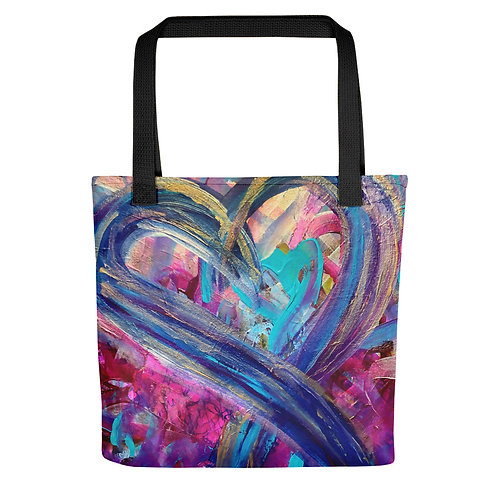 Limited Edition Artist Collab Tote bag