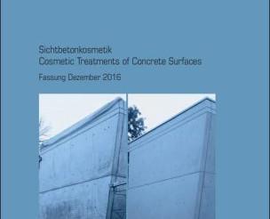 """Erster DBV-Sachstandbericht """"Sichtbetonkosmetik"""""""