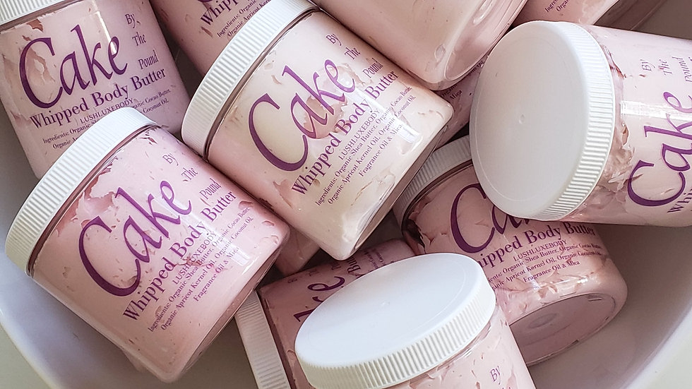 Cake By The Pound Whipped Body Butter