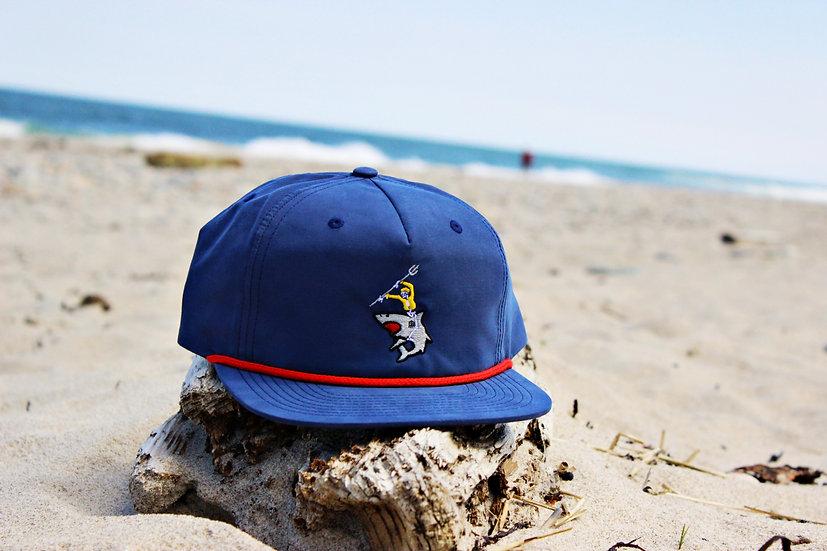 Adaptive Shark Rider Hat