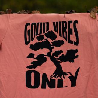 """Good Vibes"" Tee"