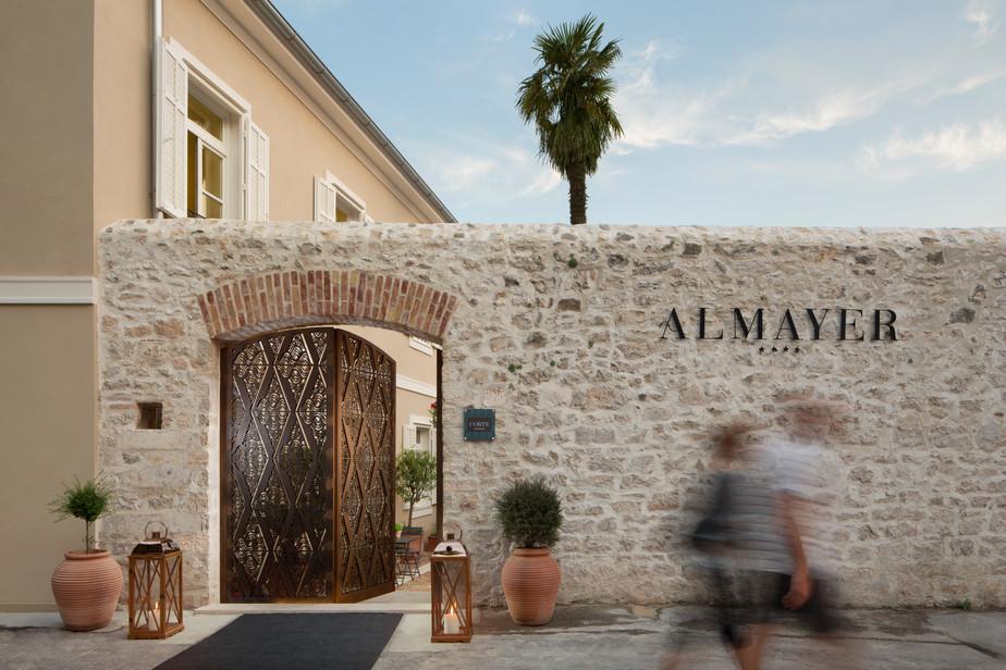 Almayer entry