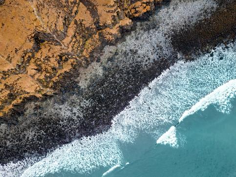 Iceland coast