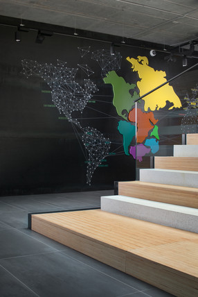 Infobip stairs 1