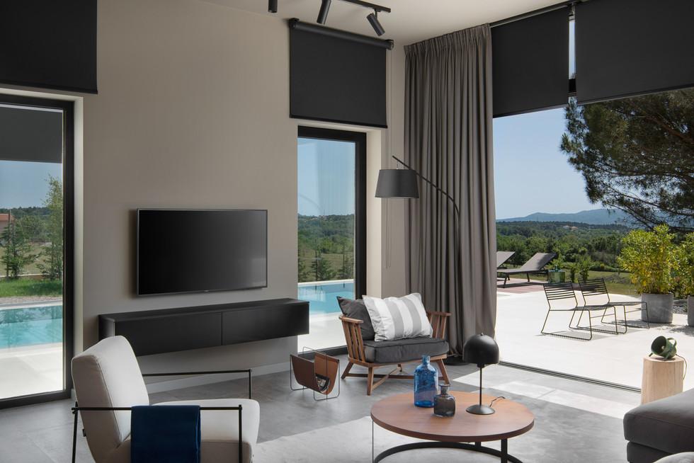 House Martinski living area 2