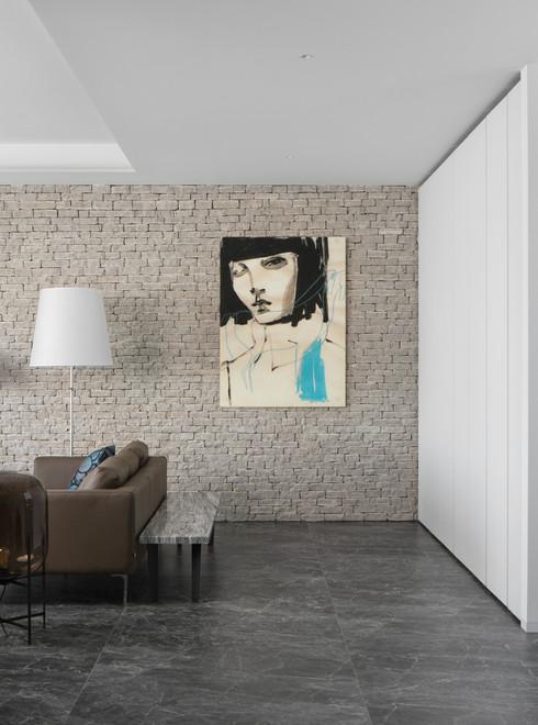 Modern house art