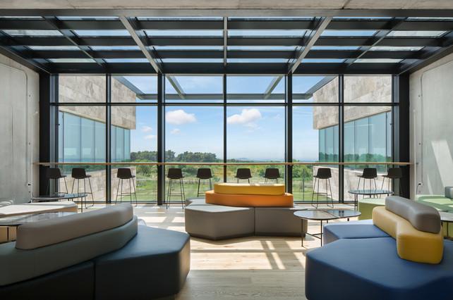 Infobip lounge