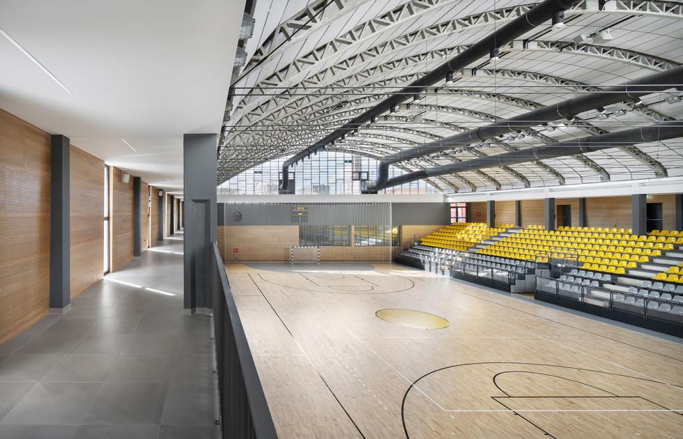 Sportska dvorana Labin 3