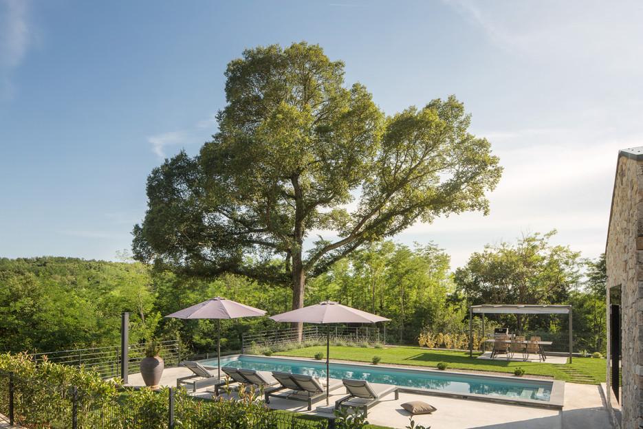 Villa Ulmus pool 2