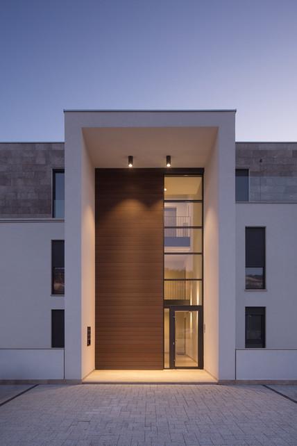 Kostrena residential building