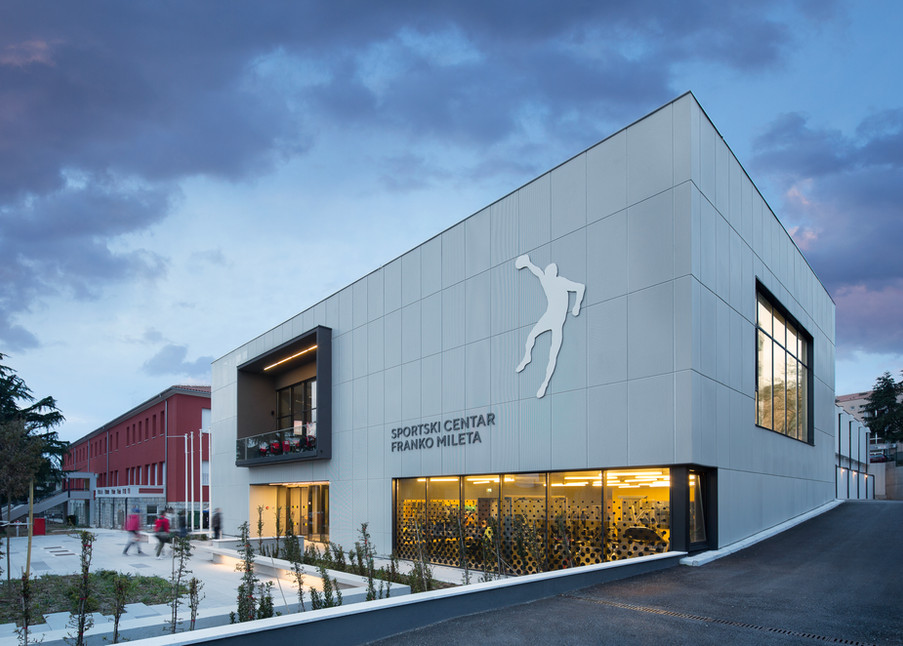 Sportska dvorana Labin 4