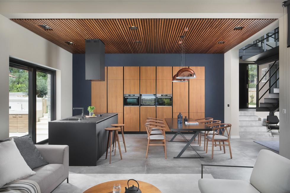 House Martinski living area