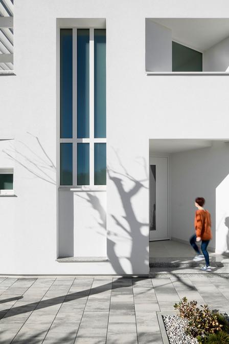 Fomasina villa entry