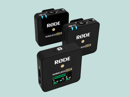 Røde Wireless GO II: Our first thoughts