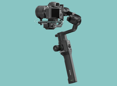 How to Balance the DJI Ronin S
