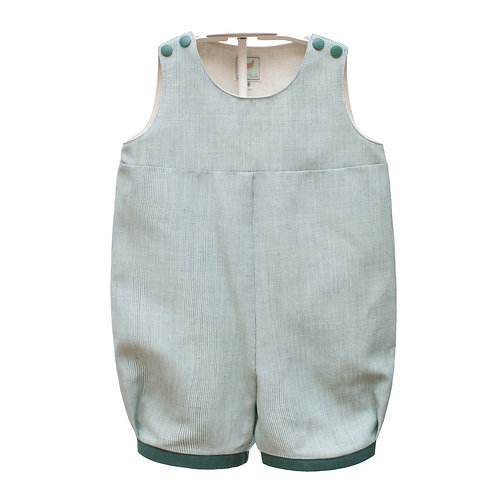 OVERALL PROVENCE green