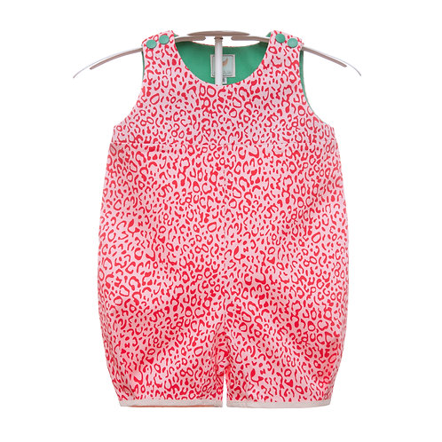 OVERALL LEO pink