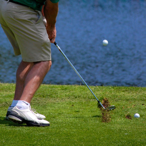 Stop Chunking Your Chip Shots In 3 Easy Steps