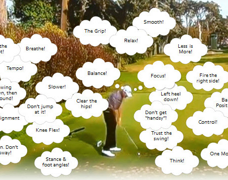 6 Keys to creating the ultimate golf swing!