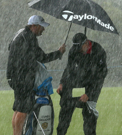 3 Tips For Better Golf In The Rain