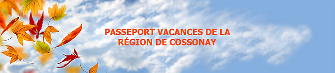 Passeport Vacances Cossonay