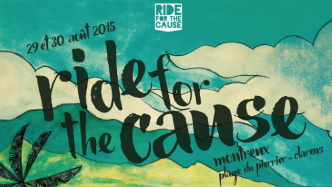 Ride for the cause 2015