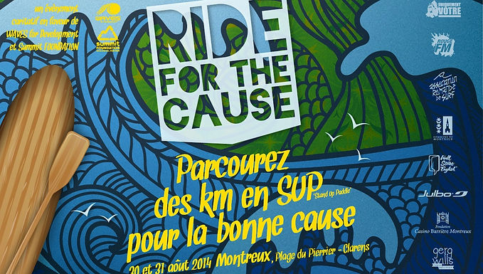 Ride 4 the cause 2014