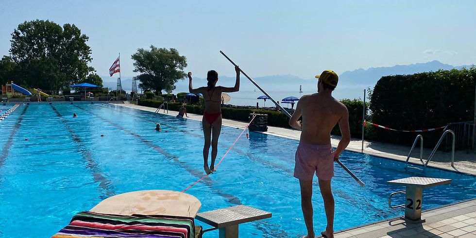 La piscine s'anime - Morges