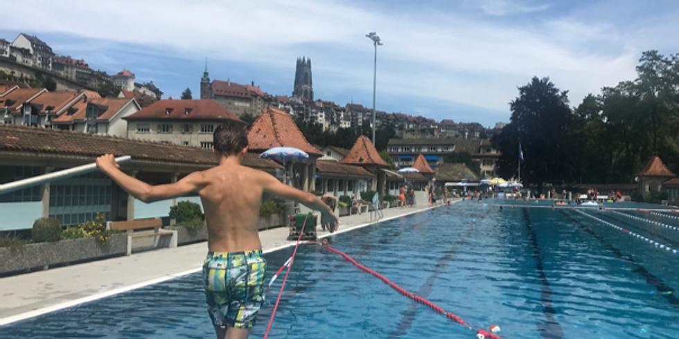 Bains de la Motta - Fribourg
