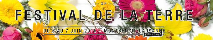 Festival de la terre 2015