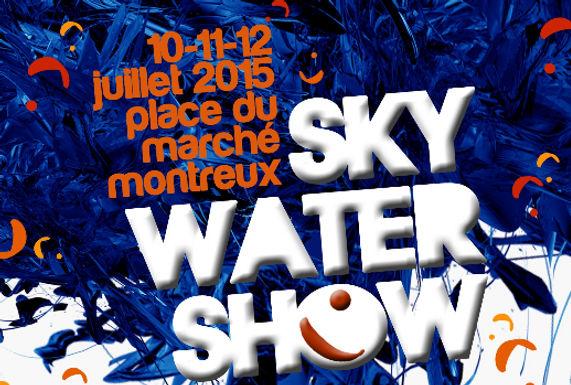 SKY WATER SHOW
