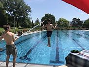 Vernier - piscine du Lignon