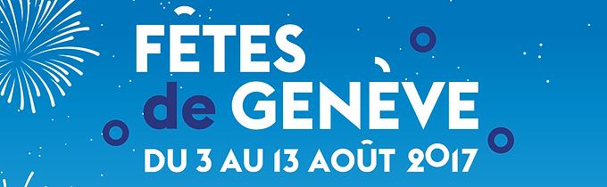 Fêtes de Genève 2017