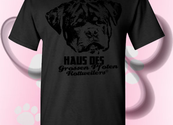 House of the Big Paw T-Shirt