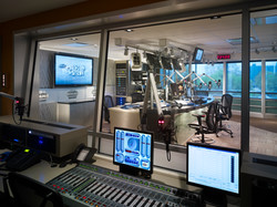 WMMR View From Control Room 2