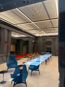 1600 Market & Lakash Constructors Lobby Renovation