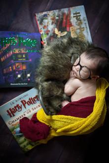 harry potter newborn