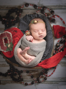 Ohio State Newborn Photography