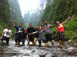 Trilha Rio do Boi - Canyon Itaimbezinho