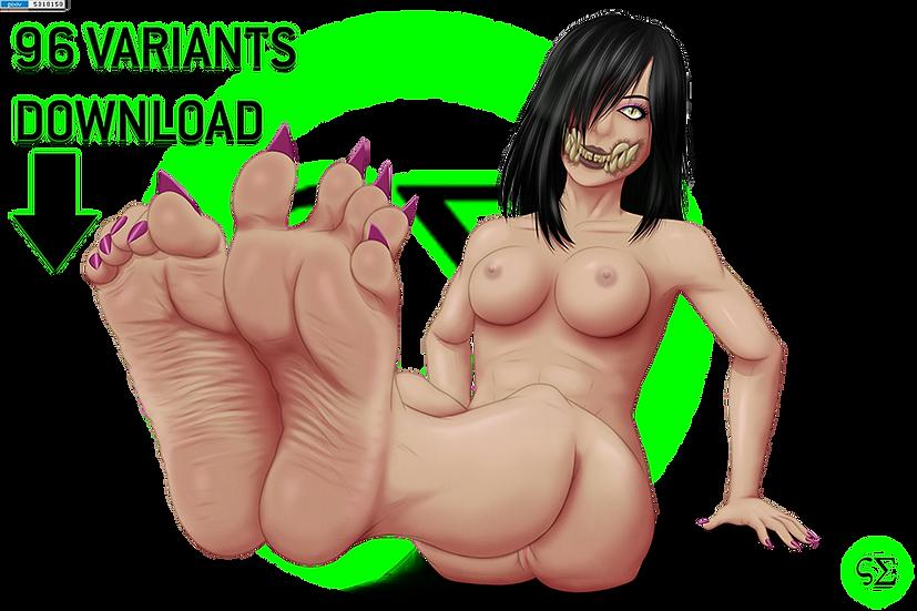 +Feet+ Mileena +5+
