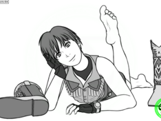+Feet+ Rebecca