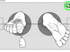 +Bondage+ Assorted Feet