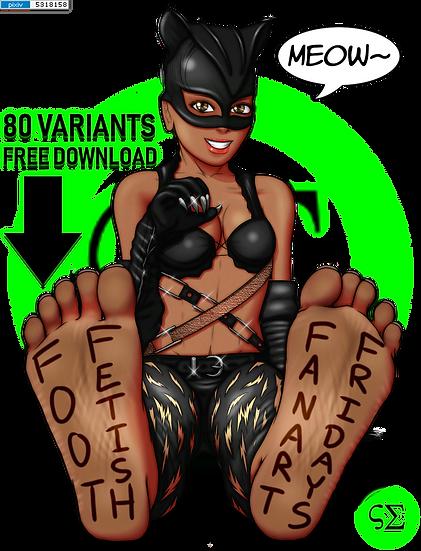 +FFFF+ Catwoman +42+